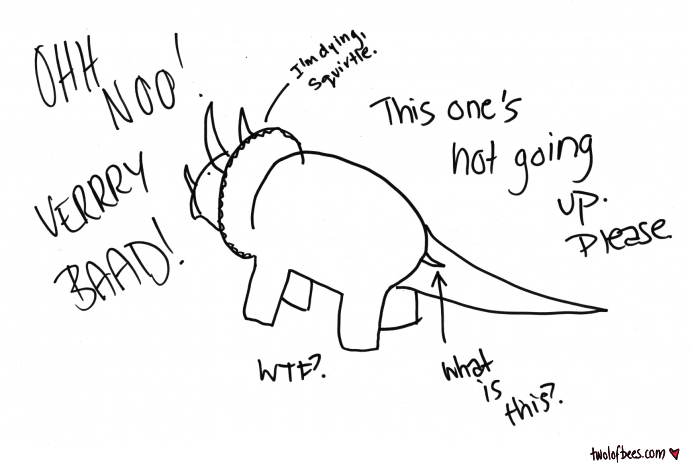 17 Nov 2011 - Very Bad Dinosaur