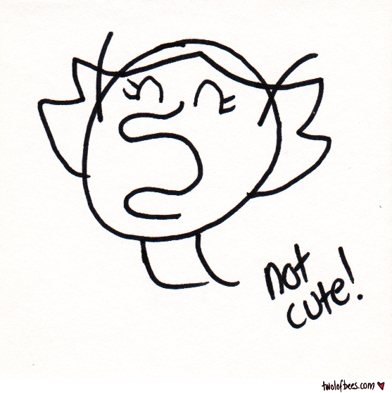 18 Feb 2012 - Not Cute