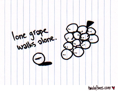 23 Dec 2010 - Lone Grape