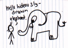 28 Oct 2011 - Hideous Elephant