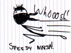 28 Oct 2011 - Speedy Ninja
