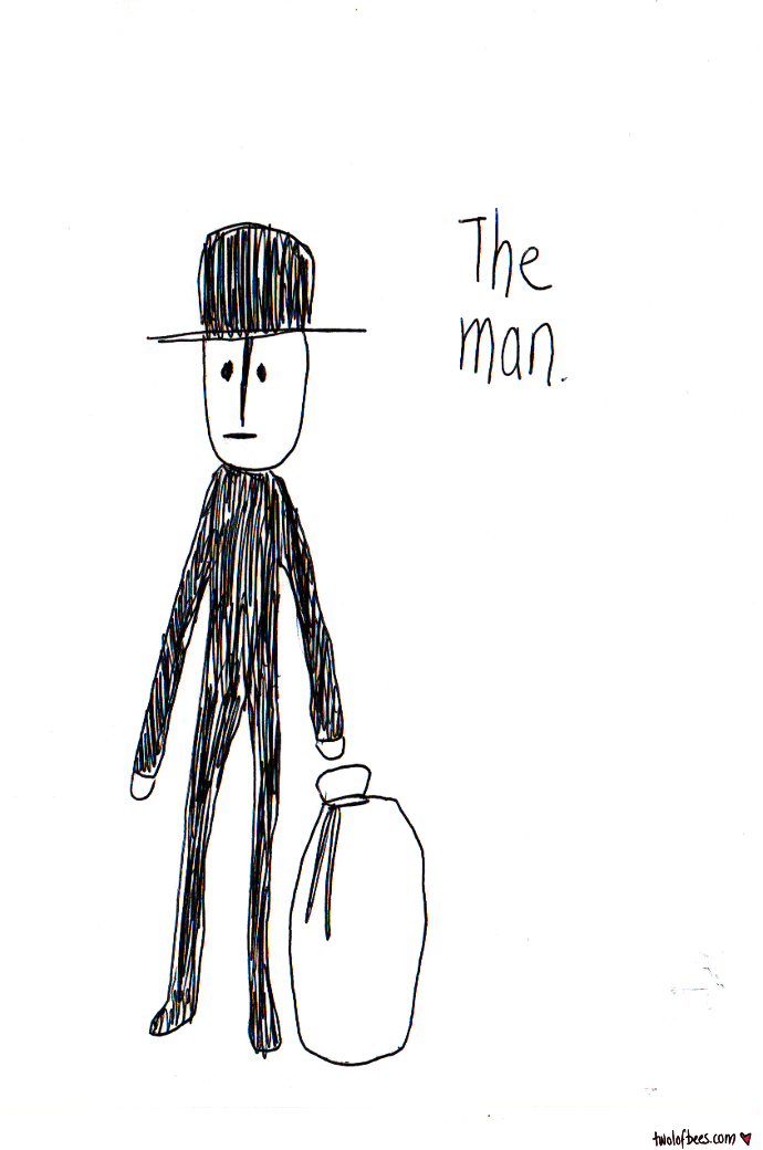 6 Jul 13 - The Man
