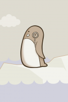 Dignified Penguin