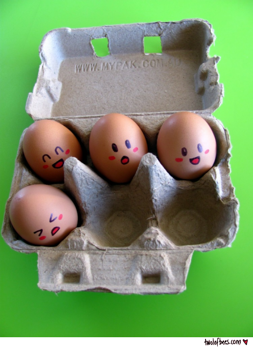 Egg Friends 01