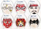 Face-Painting Designs (1 of 3)