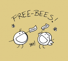 Free-bees!