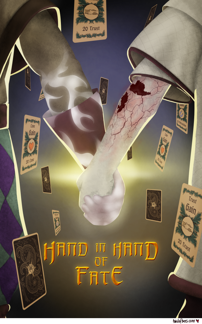 Hand in Hand of Fate