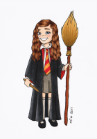 Hogwarts Portrait Commission 2
