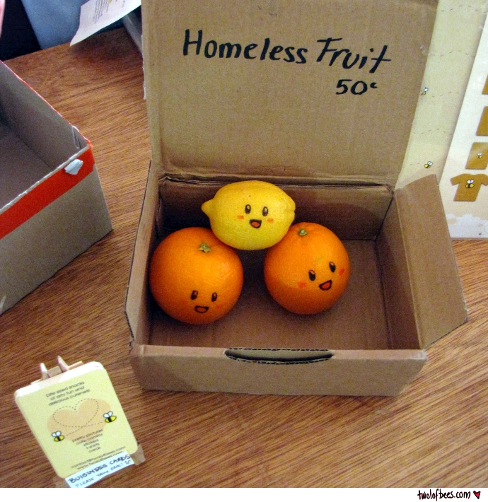 Homeless Fruit