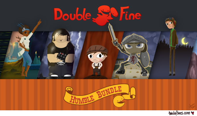 Humble Double Fan Art