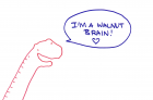 I'm a Walnut Brain
