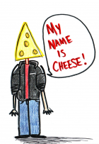 My Name is Cheese