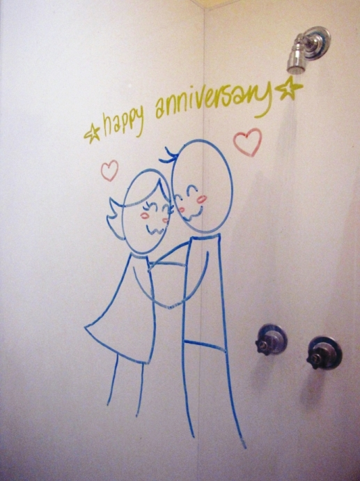 Shower Anniversary