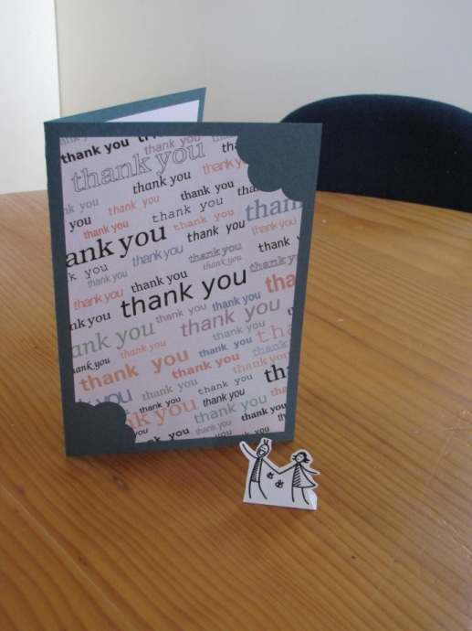 Thank You Card (front)