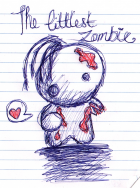 The Littlest Zombie
