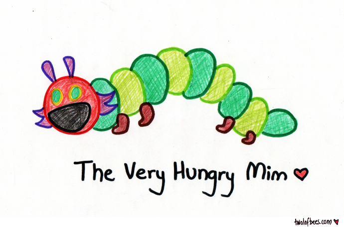 The Very Hungry Mim
