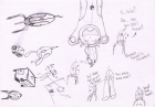 Turret Scribbles