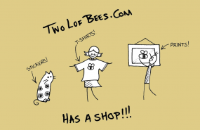 Two Lof Bees Shop