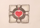 Weighted Companion Cube Guilt 2