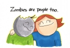 Zombies Are People Too (1 of 3)