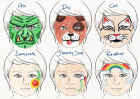 Face-Painting Designs (3 of 3)